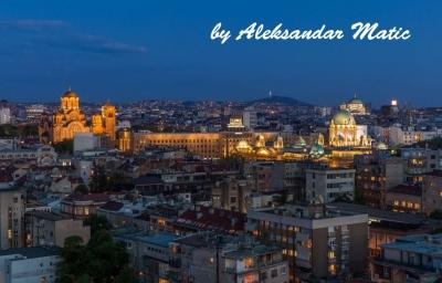 Bilder von Aleksandar Matic