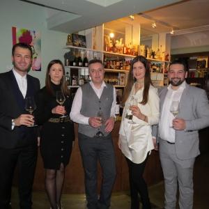 Weinverkostung - Samovino-Weinkeller, präsentiert von B.S.A.F e.V.