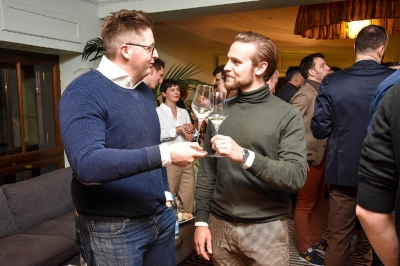 Weinverkostung - Samovino-Weinkeller, präsentiert von B.S.A.F e.V._5